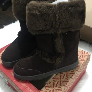 Style&Co cold weather boots